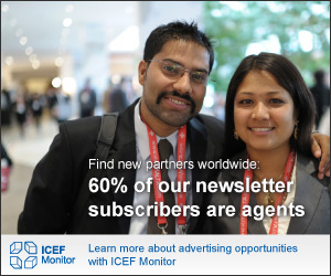 67% of our newsletter subscribers are agents - learn more about advertising opportunities with ICEF Monitor