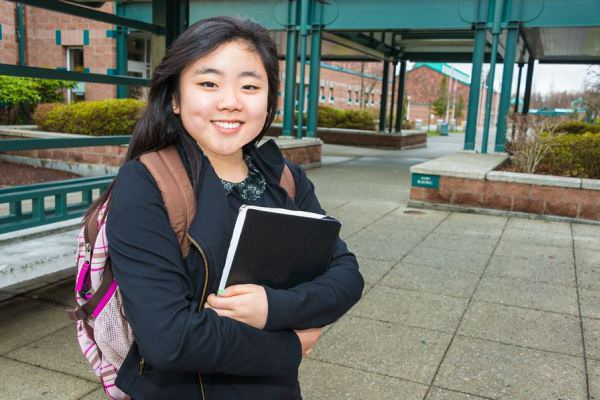 Chinese students account for about half of all international applicants to US graduate programmes