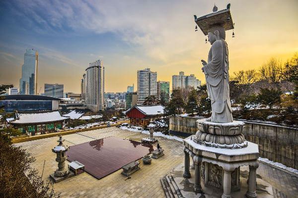 South Korean educational market maturing