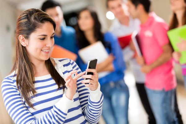 Tracking the increasing use of mobile apps in education and recruitment