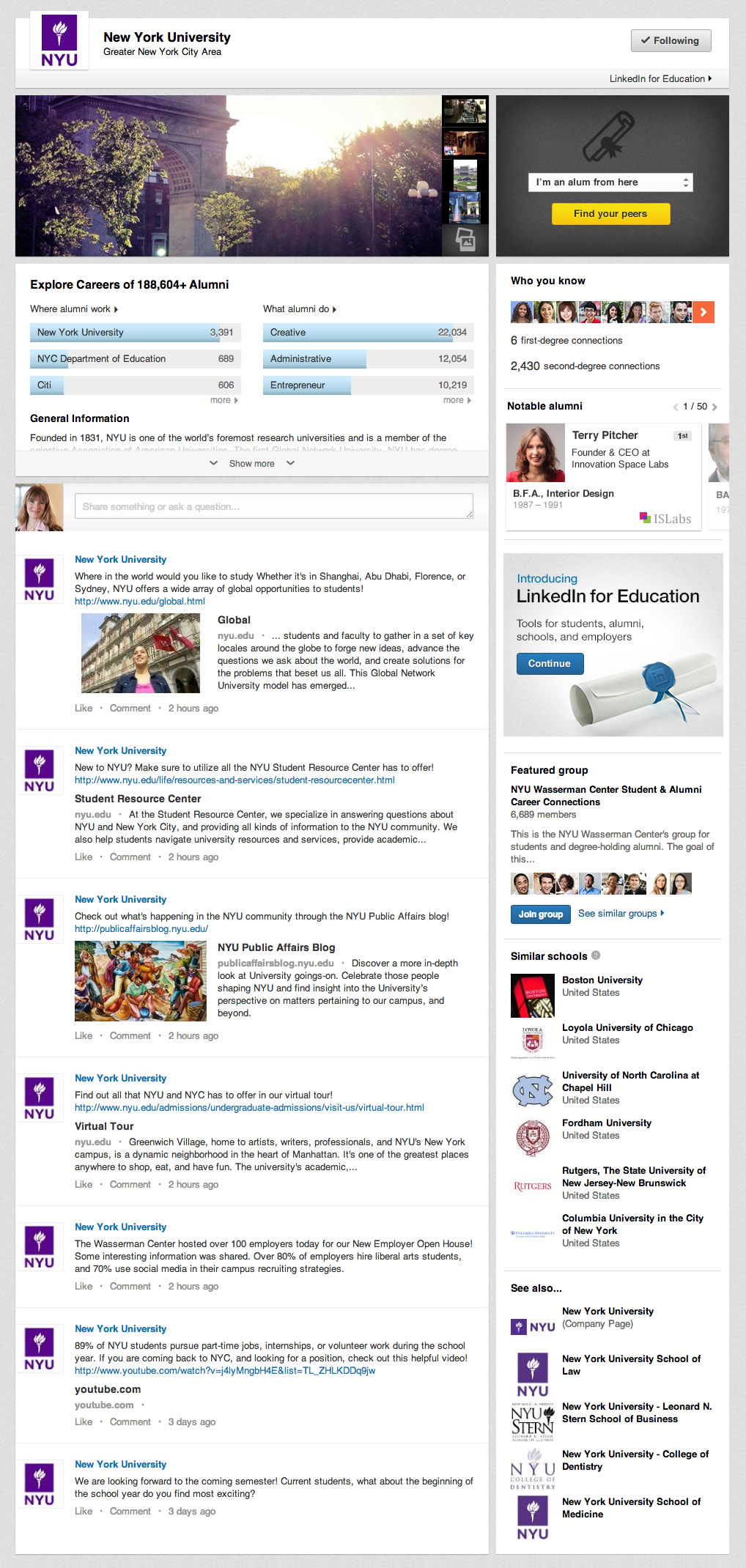 university-page-for-new-york-university