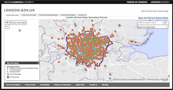 london-school-atlas