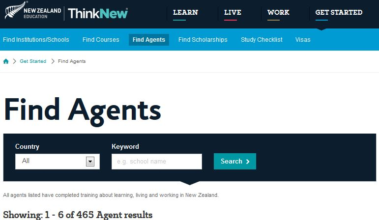 find-agents-new-zealand-education