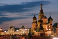 Russians weigh travel options as rouble plunges