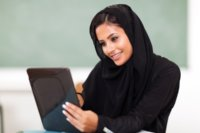 Using social media to reach students in the Middle East and North Africa