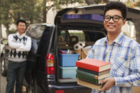 A record number of Chinese students abroad in 2015 but growth is slowing