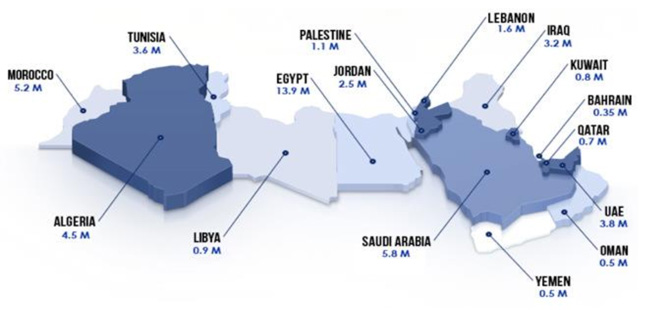 A regional perspective on student recruitment in MENA