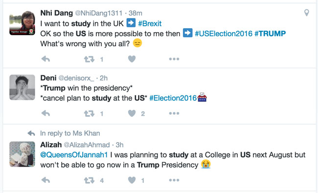 a-representative-sample-of-international-student-commentary-retrieved-from-twitter-on-9-november-2016