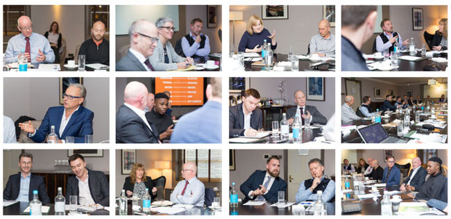 The panel included 18 participants representing a wide range of experience related to student accommodation